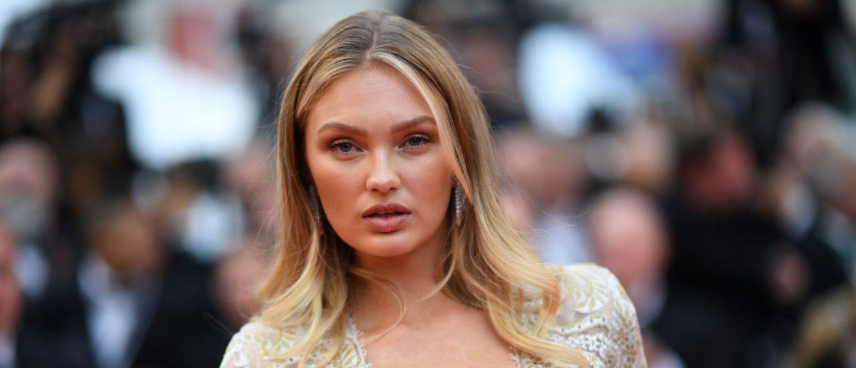 Victoria's Secret Model Romee Strijd Turns 24 Years Old