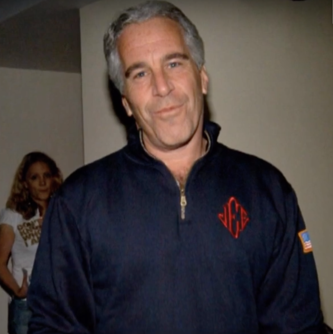 Billionaire Jeffrey Epstein was arrested Saturday and pleaded not guilty Monday to charges of sex trafficking minors. (Screenshot Youtube/MSNBC)