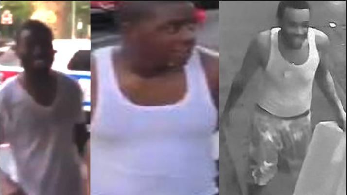 Suspects in 73rd Precinct water assaults/NYPD DCPI