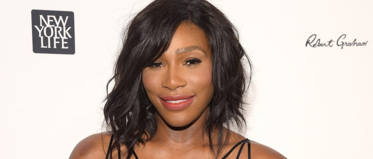 SI 2015 Sportsperson of the Year Serena Williams attends Sports Illustrated Sportsperson of the Year Ceremony 2015 at Pier 60 on December 15, 2015 in New York City. (Photo by Theo Wargo/Getty Images for Sports Illustrated)