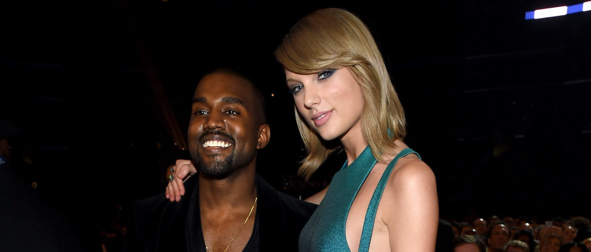 Kanye West Is Getting Religion, While Taylor Swift Is Getting Woke