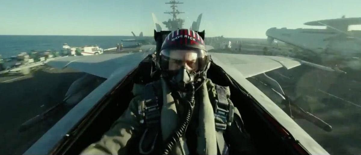 Top Gun Remake Edits Out Taiwanese, Japanese Flags In Apparent Concession To China   The Daily Caller