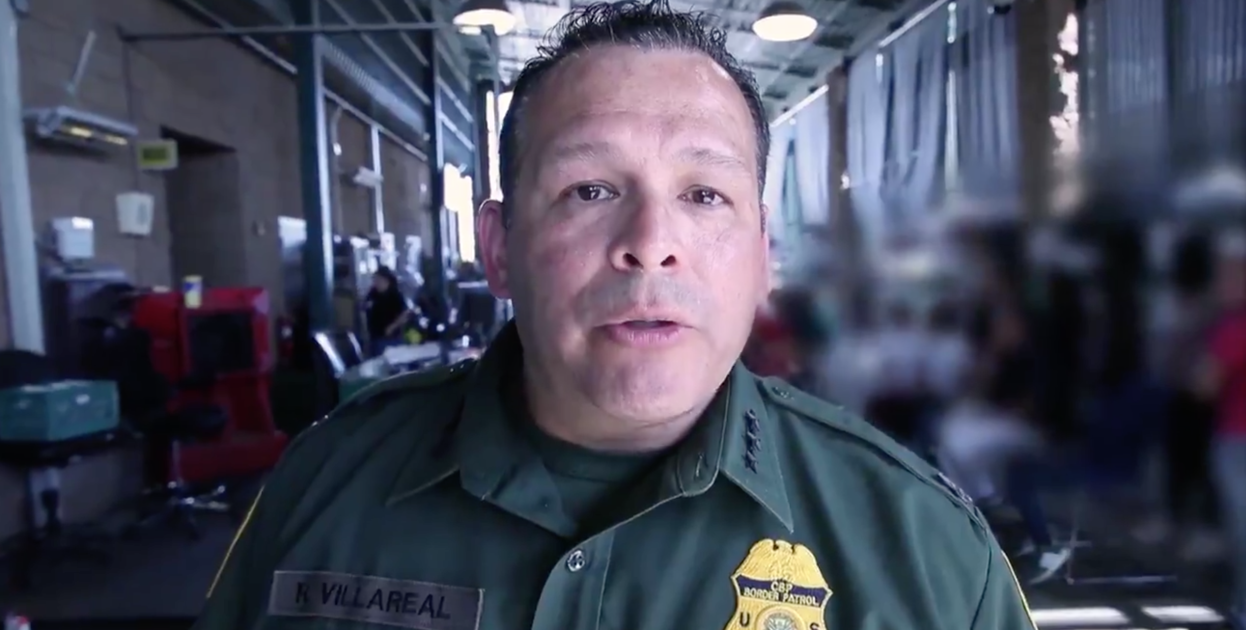 Arizona Border Patrol refutes claims of abuse and neglect in detention facilities. Screen Shot/Twitter/CBPArizona