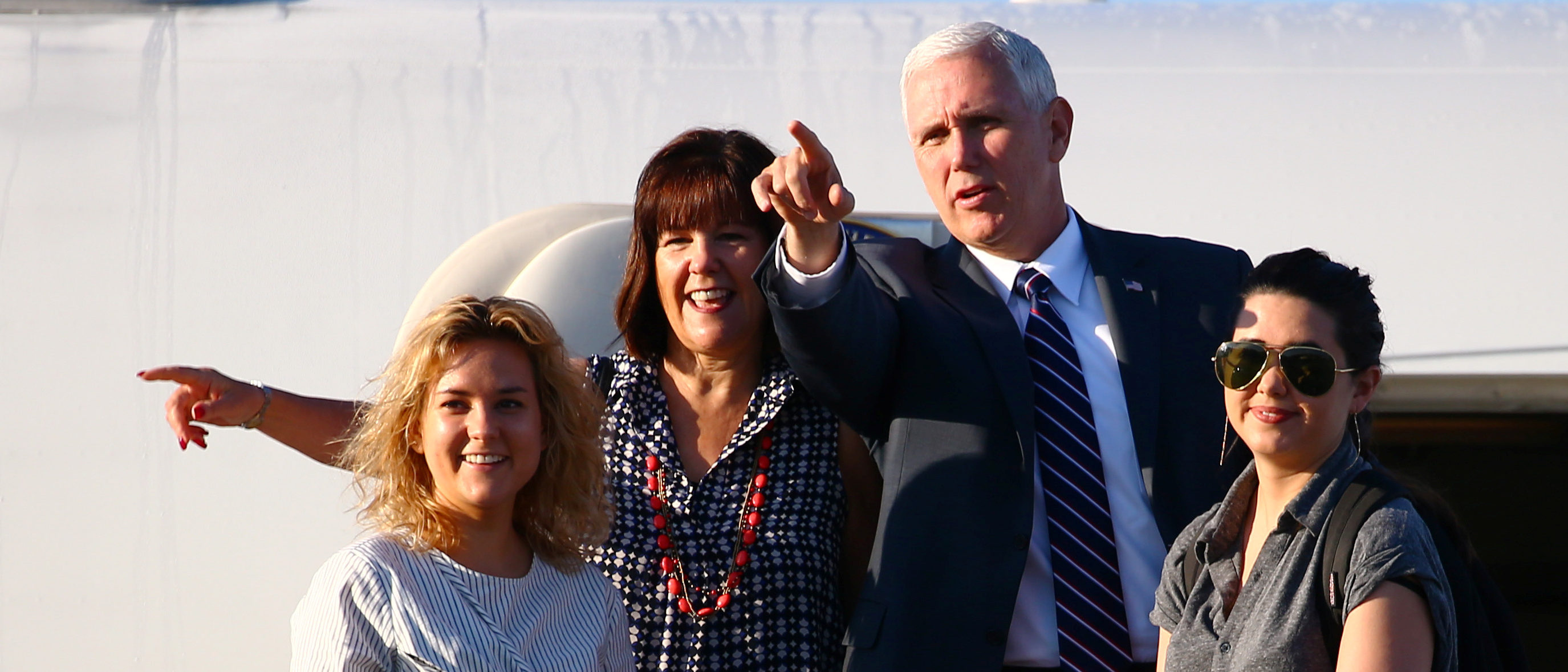 Pence family