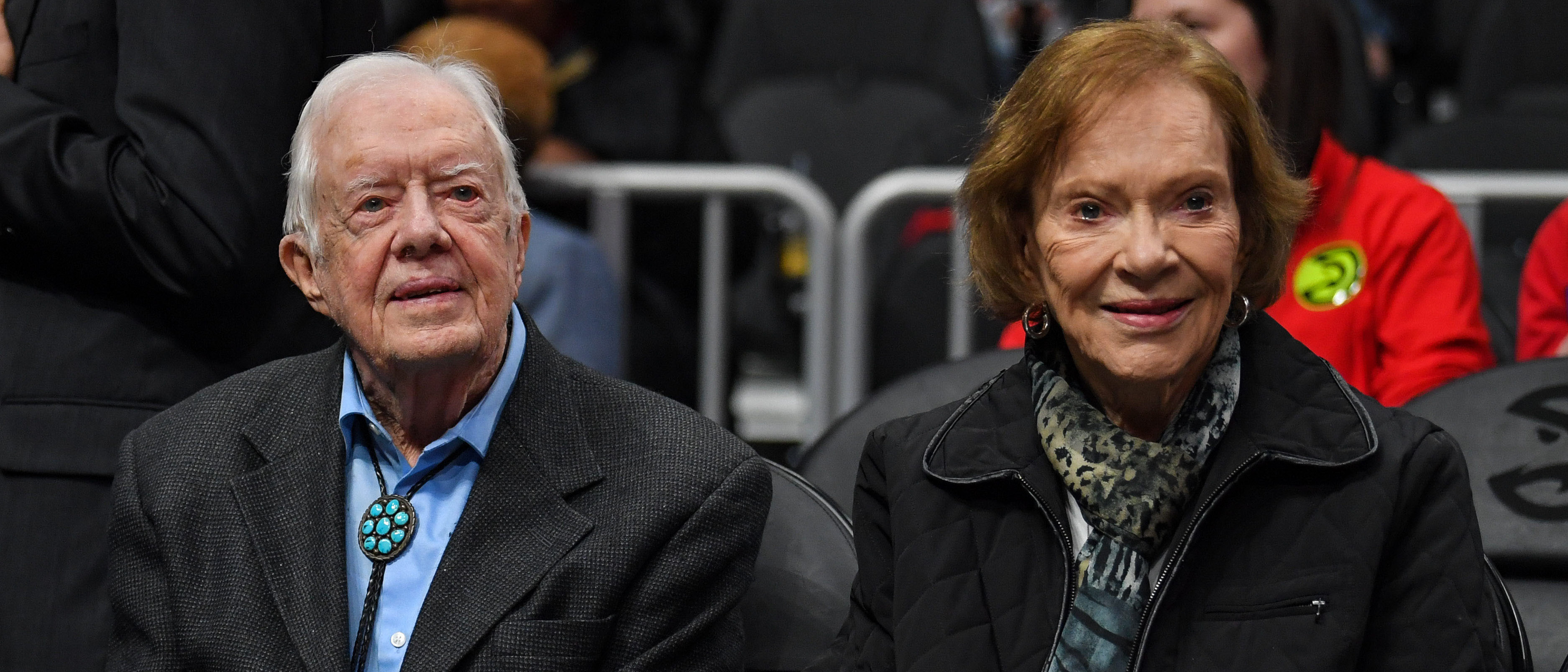 Jimmy And Rosalynn Carter Celebrate Their First Wedding Anniversary With This Title
