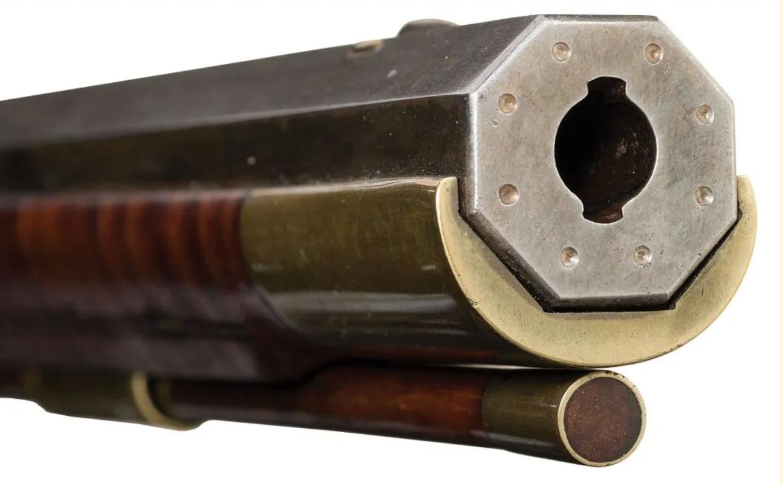 The Kentucky Rifle. Photo courtesy of Rock Island Auction Company. https://www.rockislandauction.com/