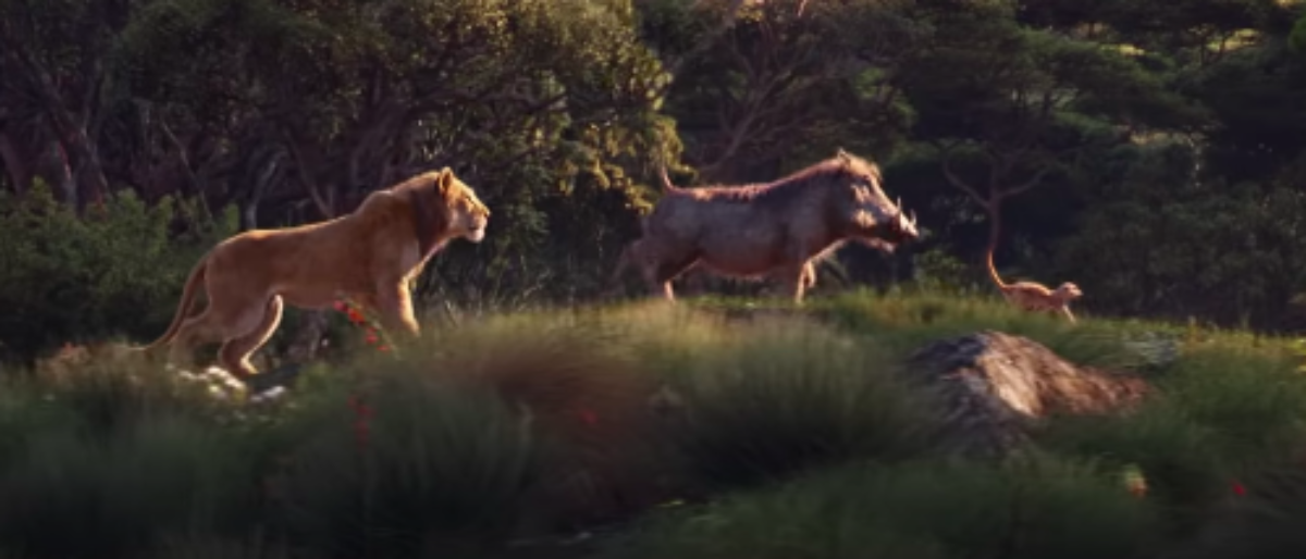 'Lion King' Breaks Multiple Box Office Records During Opening Weekend