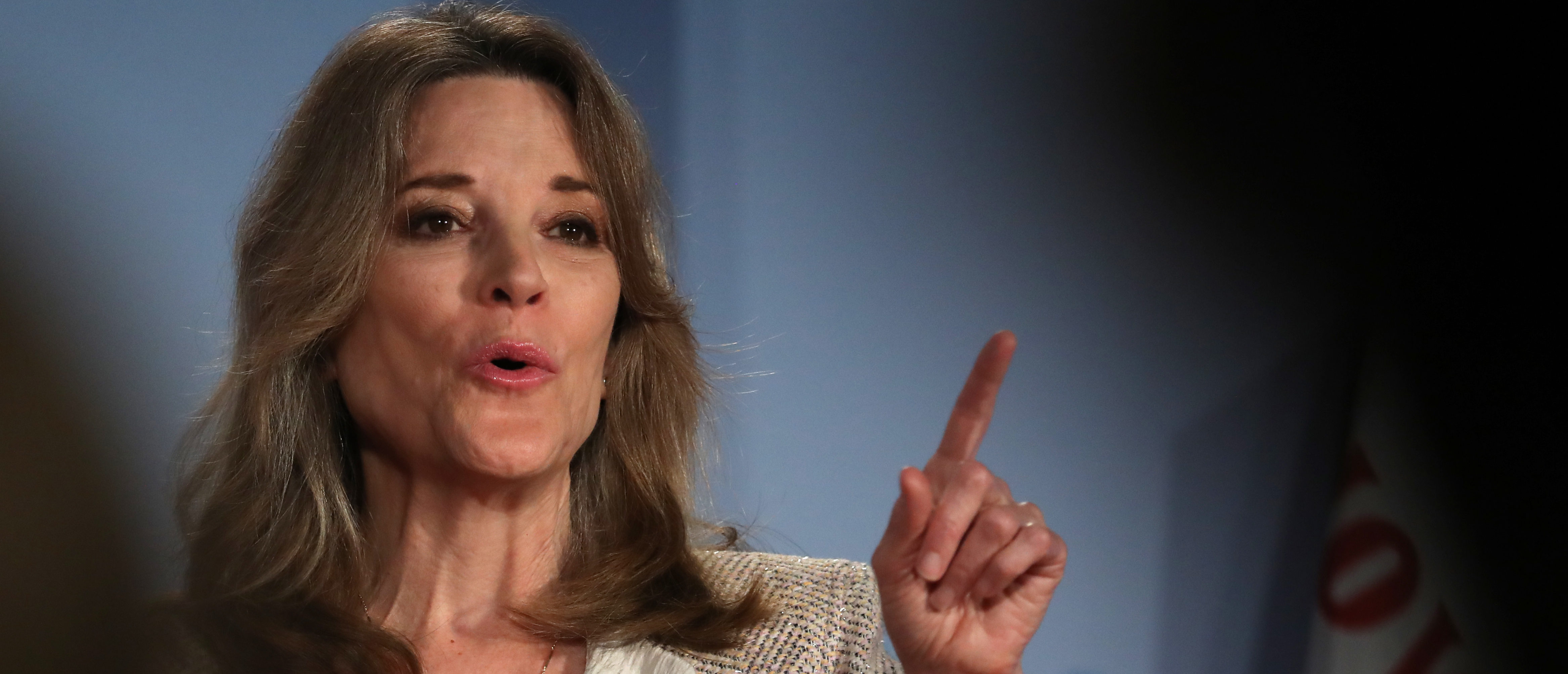 Don't Sleep On Marianne Williamson: Do You Have Any Idea How Many People Watch Oprah?