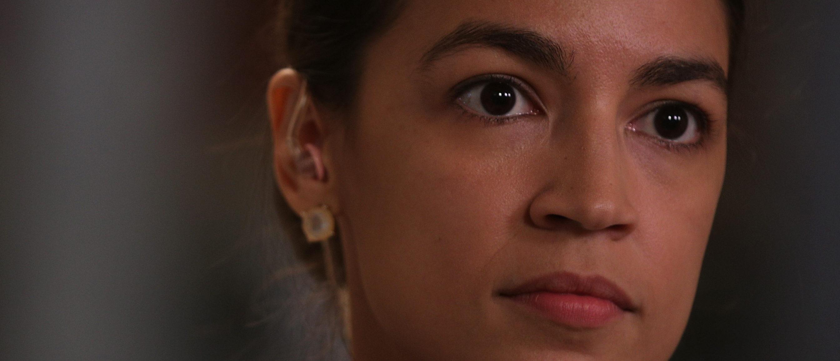 U.S. Rep. Alexandria Ocasio-Cortez (D-NY) (Alex Wong/Getty Images)