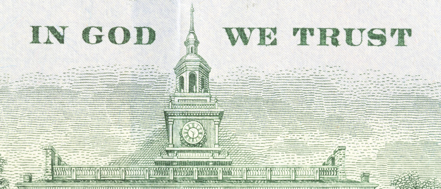 An 'In God We Trust' Sign Will Be Hung In Every South Dakota Public School