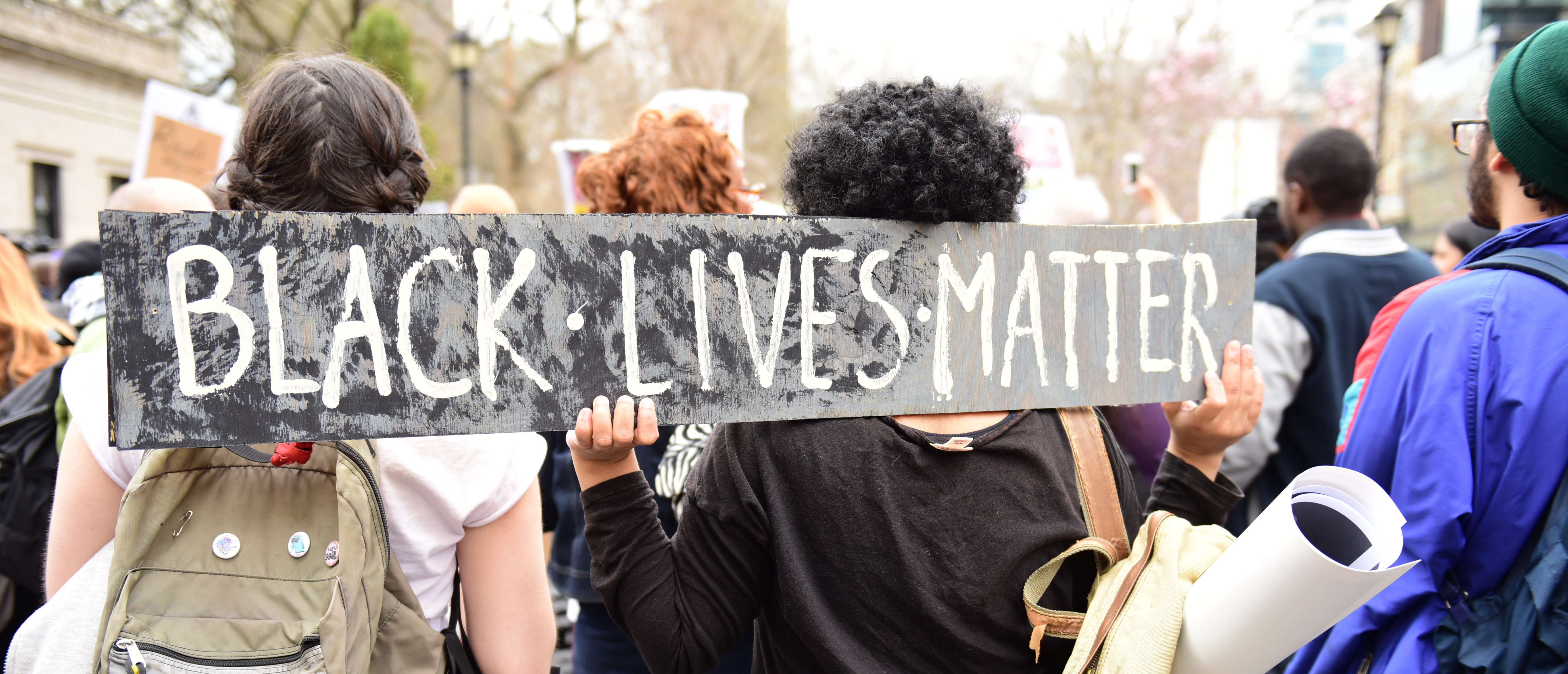 Black Lives Matter. (SHUTTERSTOCK/KATZ)