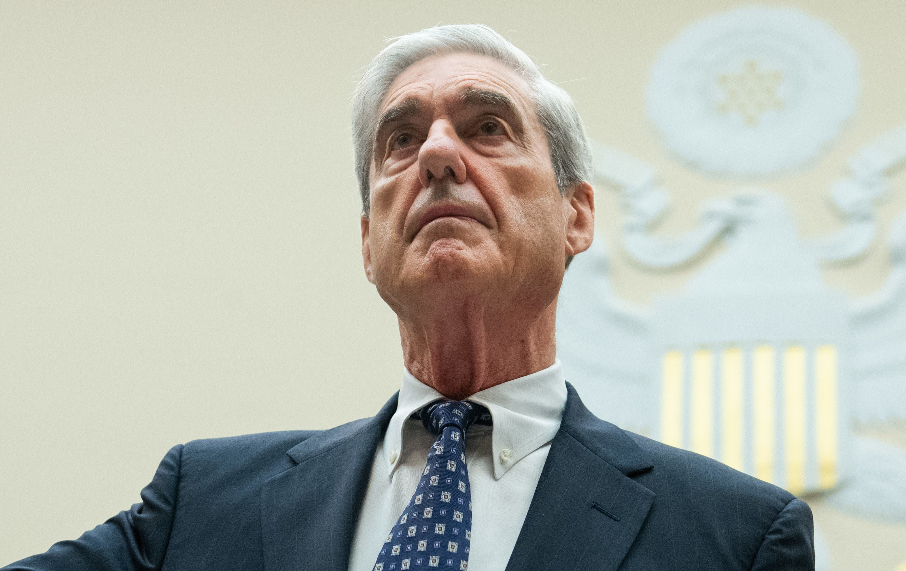 Former Special Counsel Robert Mueller (SAUL LOEB/AFP/Getty Images)