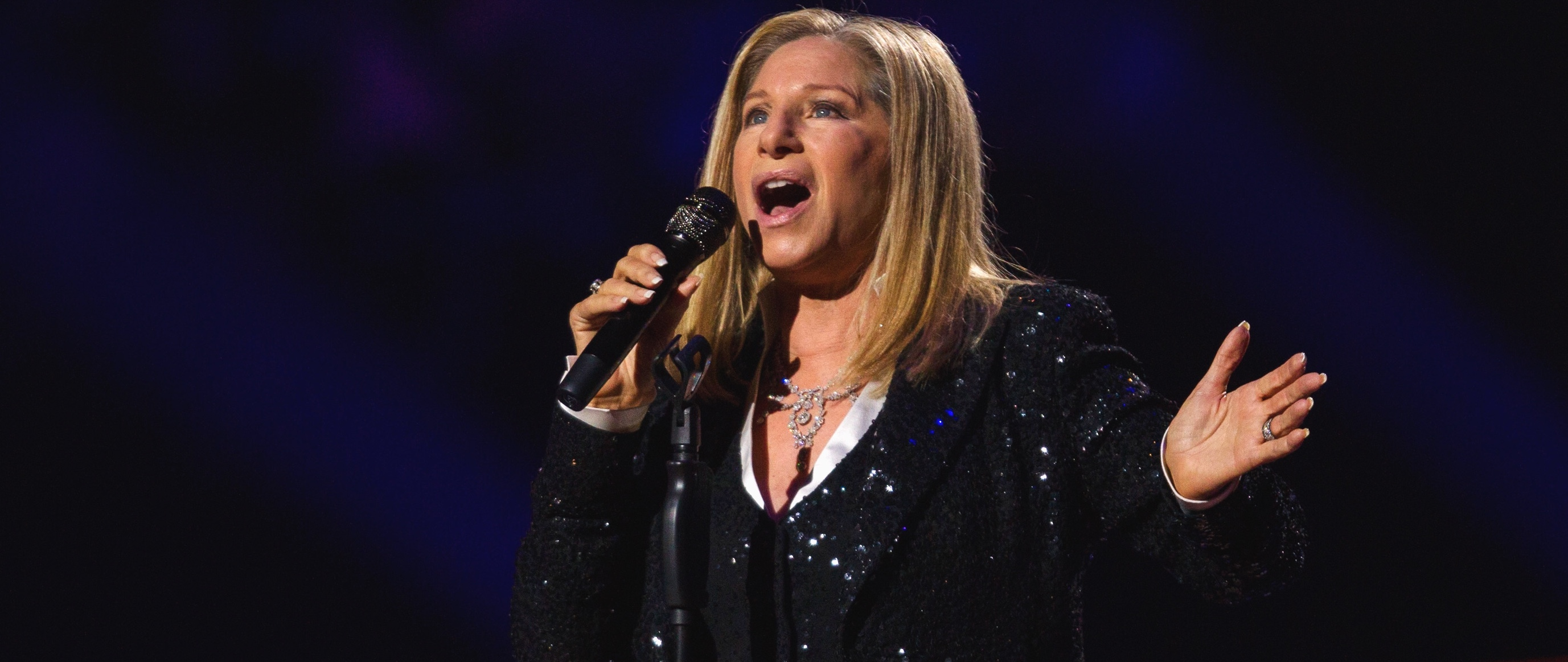 'Don't Lie To Me': Barbra Streisand, Who Said Men Don't Want To Believe Women, To Attend Biden Event