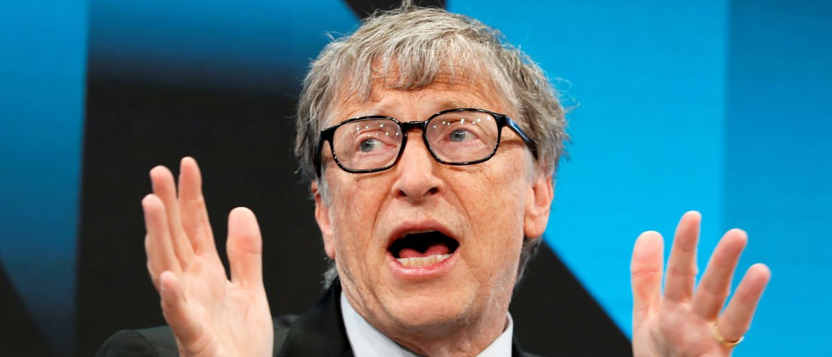 Bill Gates Rebuts Trump, Says US Can`t Fix...