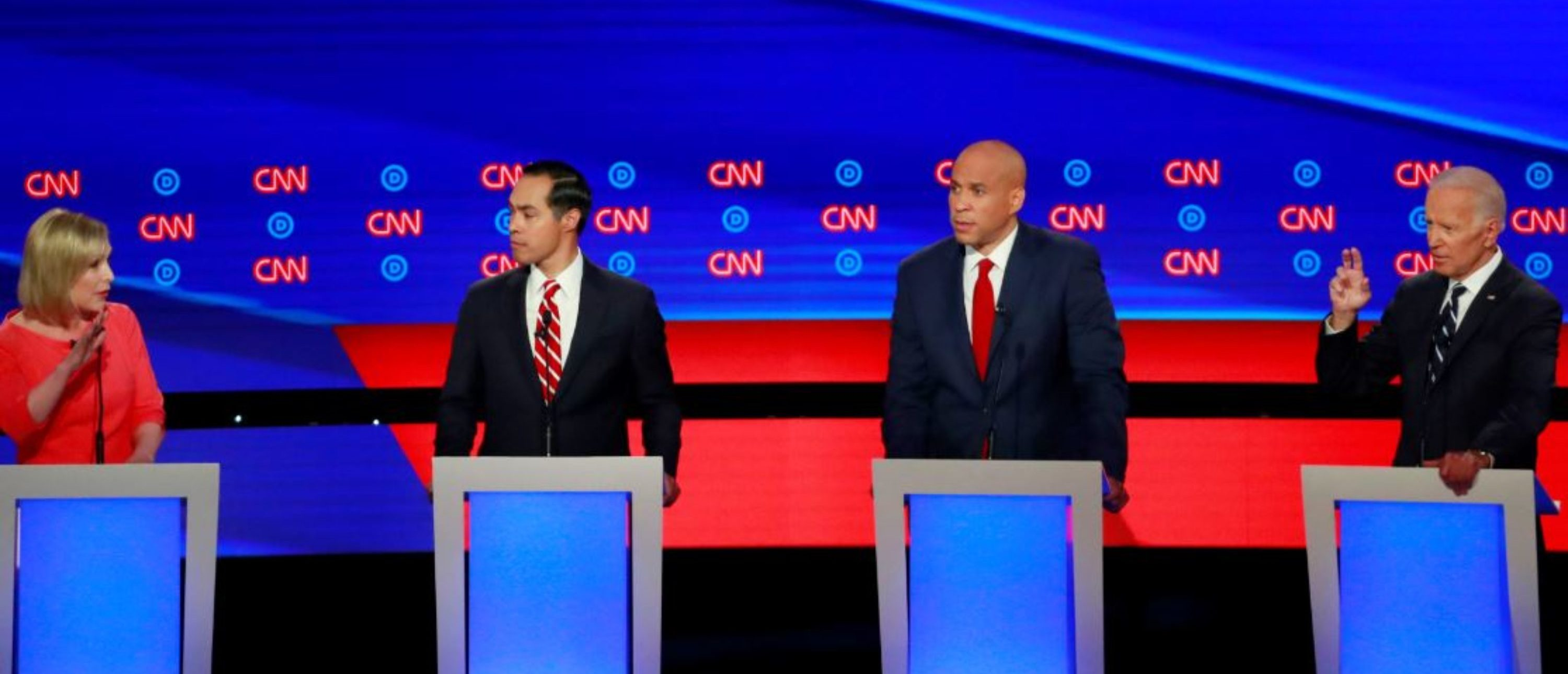 CNN Invites 9 Democratic Candidates To Climate Town Hall. Here's The Line-Up