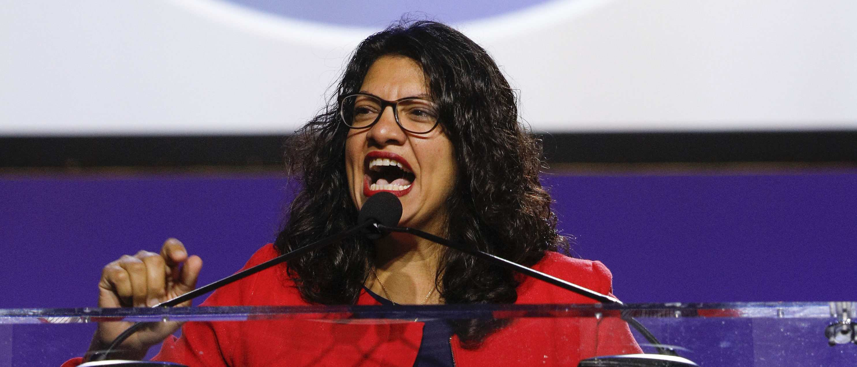 Rep. Tlaib Appears To Blame Israel For Israeli Teenager's Death