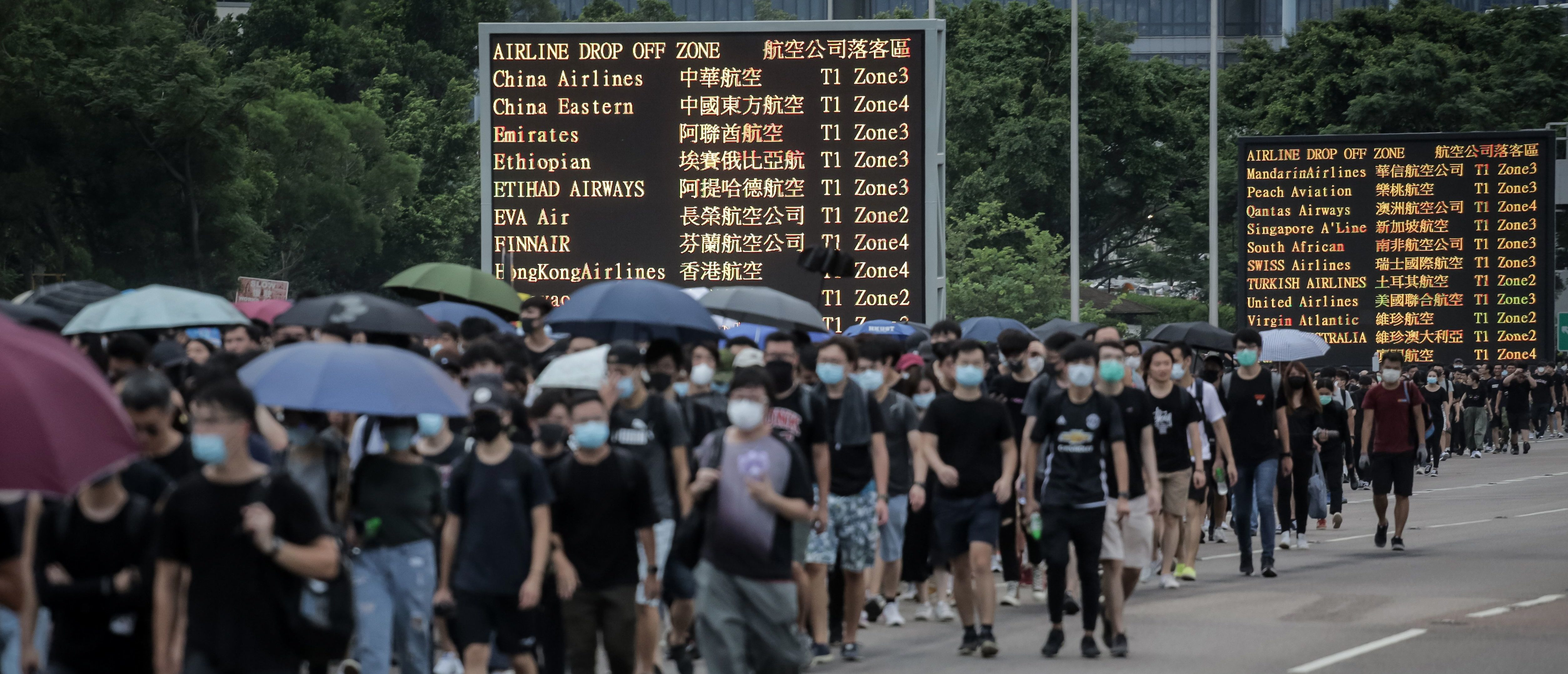 Why Russia Will Support China's Crackdown In Hong Kong