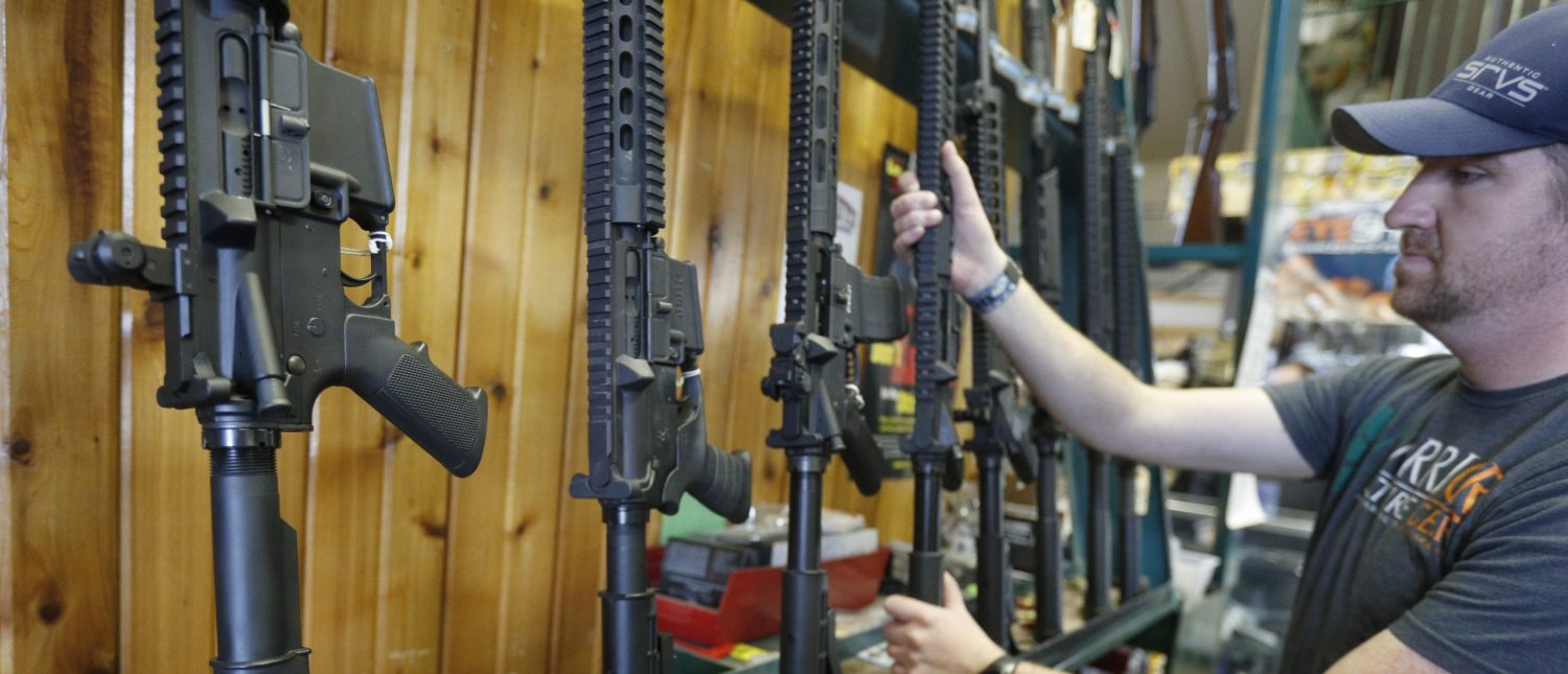 Arizona Gun Store Runs 'Beto Special' For AR-15s, Sells Out In 4 Hours