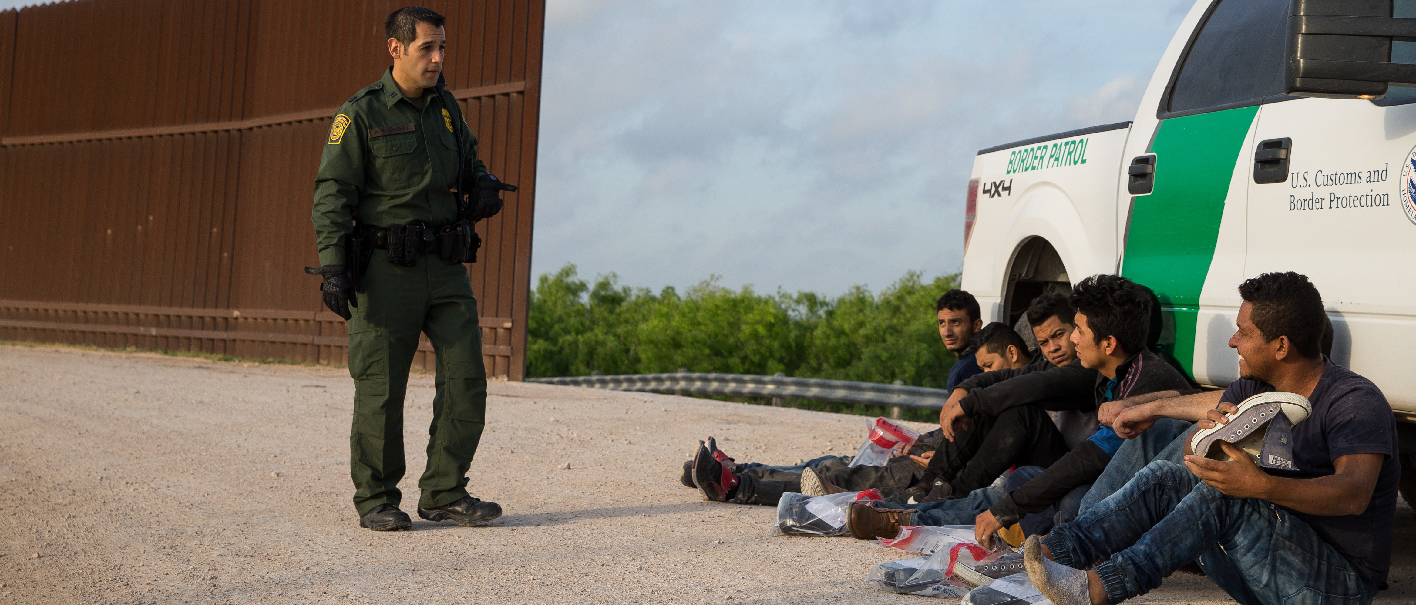 Illegal Alien Gets Five Years For Assaulting Border Guard That He Claims He Thought Was A Cow