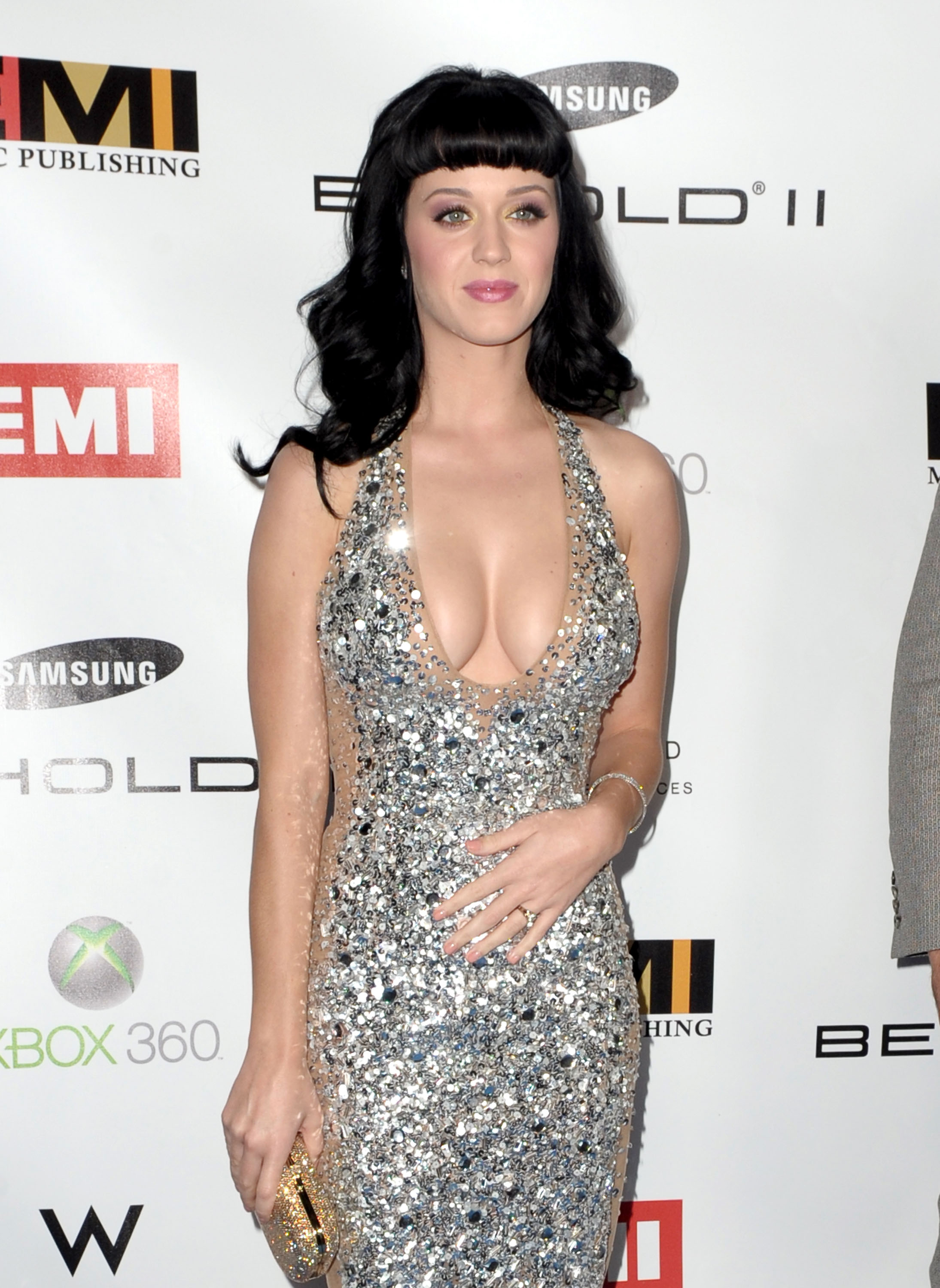 HOLLYWOOD - JANUARY 31: Musician Katy Perry attends the 2010 EMI GRAMMY Party at the W Hollywood Hotel and Residences on January 31, 2010 in Hollywood, California. (Photo by Michael Buckner/Getty Images)