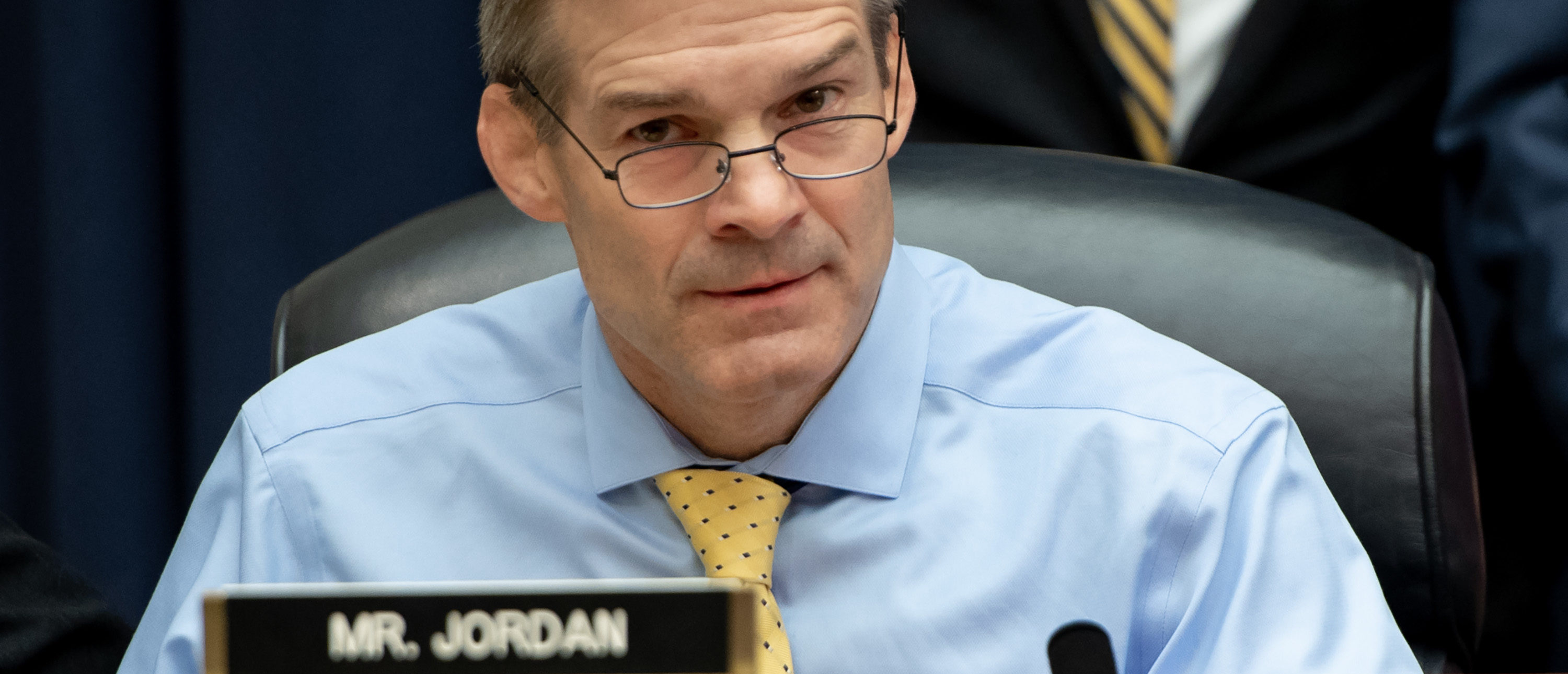 Jim Jordan Sends Letters To Amazon, Capital One After Hacker Accessed Personal Data Of Over 100 Million People