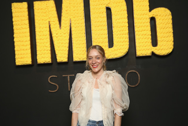 Actor Chloe Sevigny of 'Lizzie' attends The IMDb Studio and The IMDb Show on Location at The Sundance Film Festival on January 20, 2018 in Park City, Utah. (Photo by Tommaso Boddi/Getty Images for IMDb)