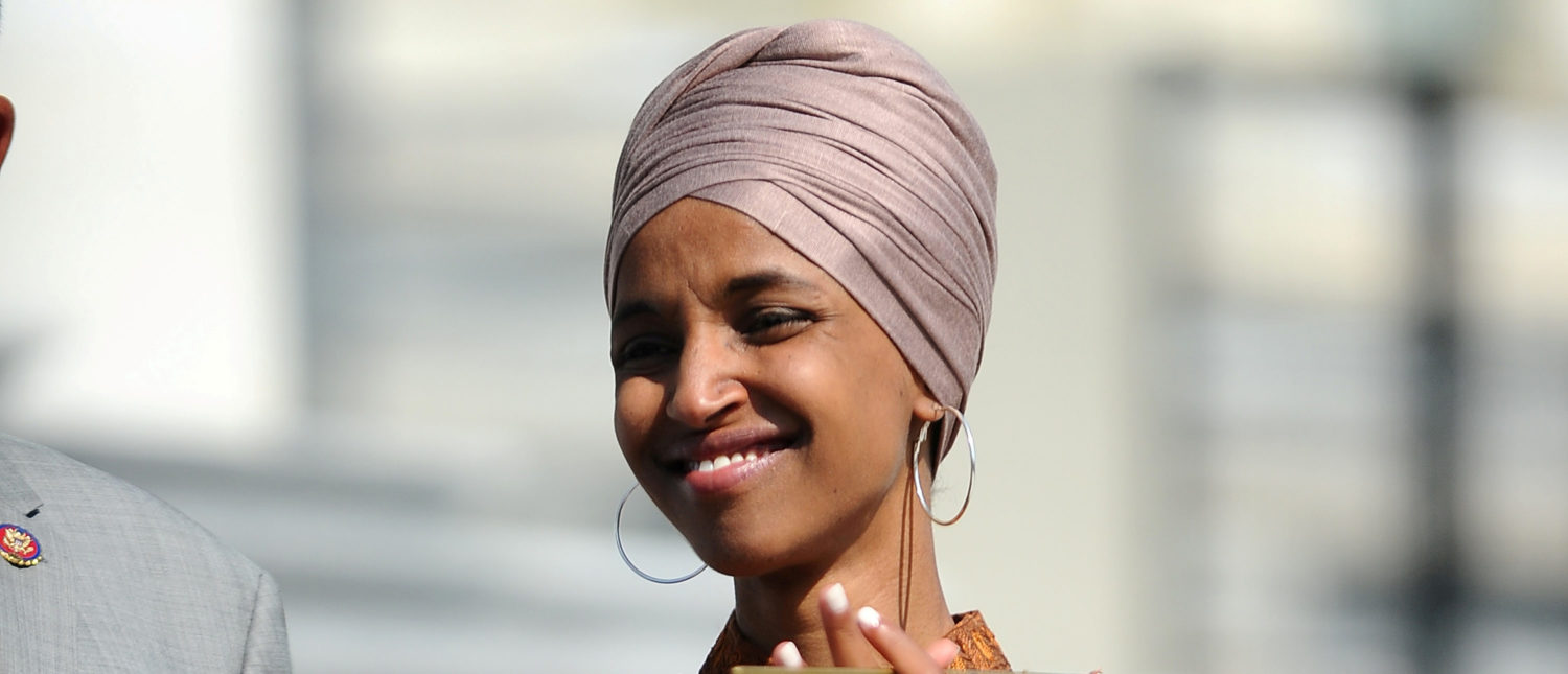 Ilhan Omar Explains Why She Thinks Trump Is 'Terrified' Of Her