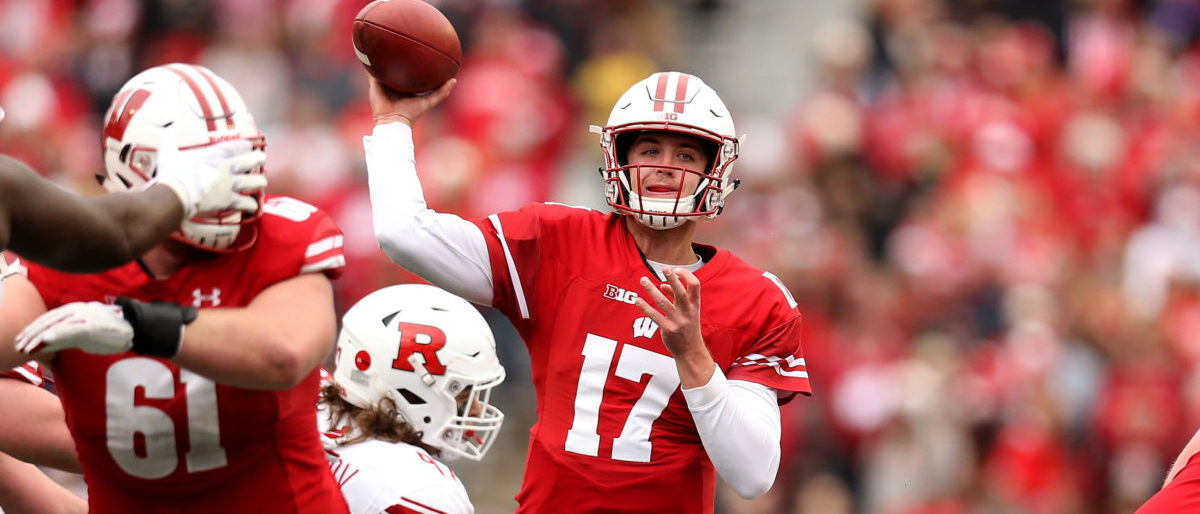 Jack Coan Officially Named The Starting Quarterback For The
