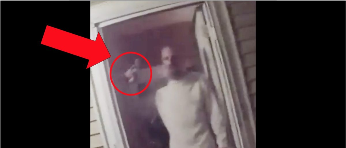 Police Shoot And Kill A Man After He Points A Gun At Them. The Video Is Horrifying