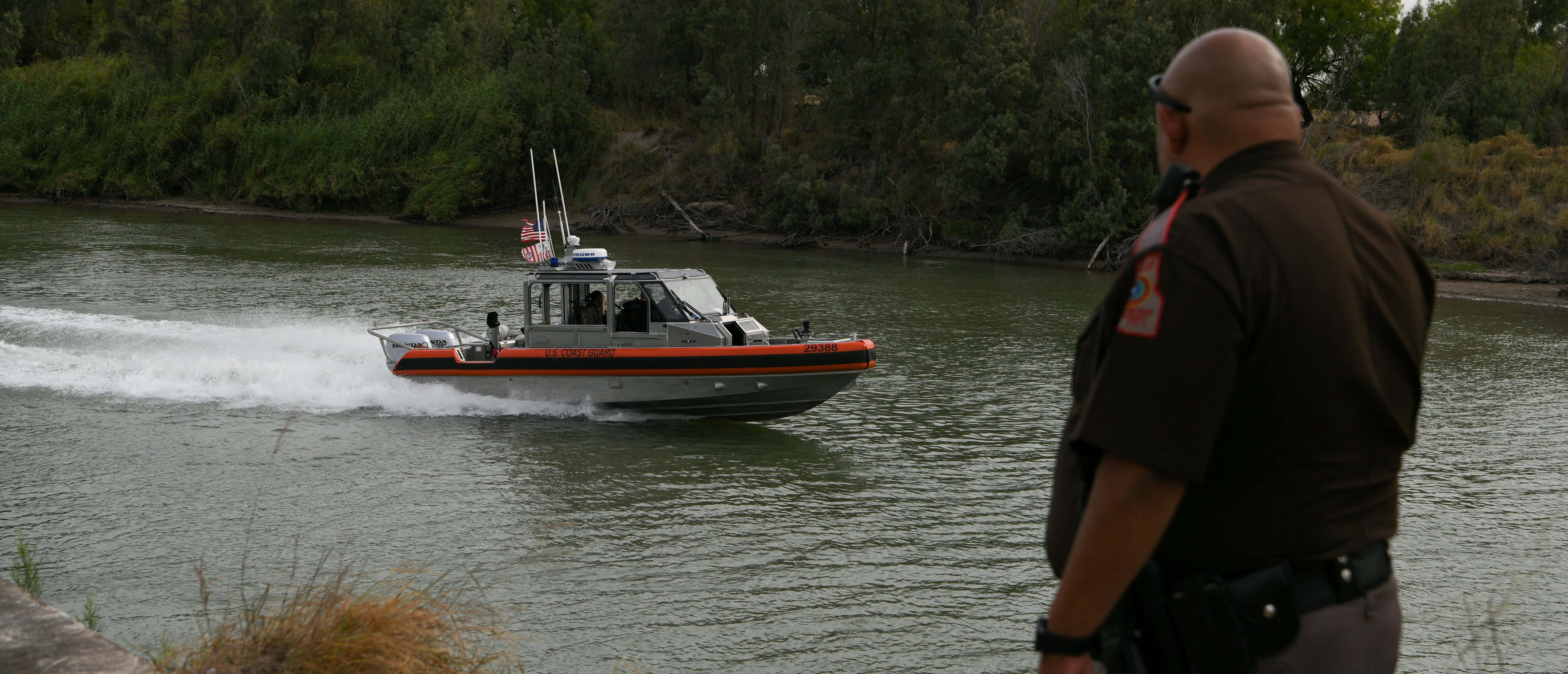 Drownings Triple Along Dangerous Section Of Border, Where Number Of Rescues Increases By 1000%: Report