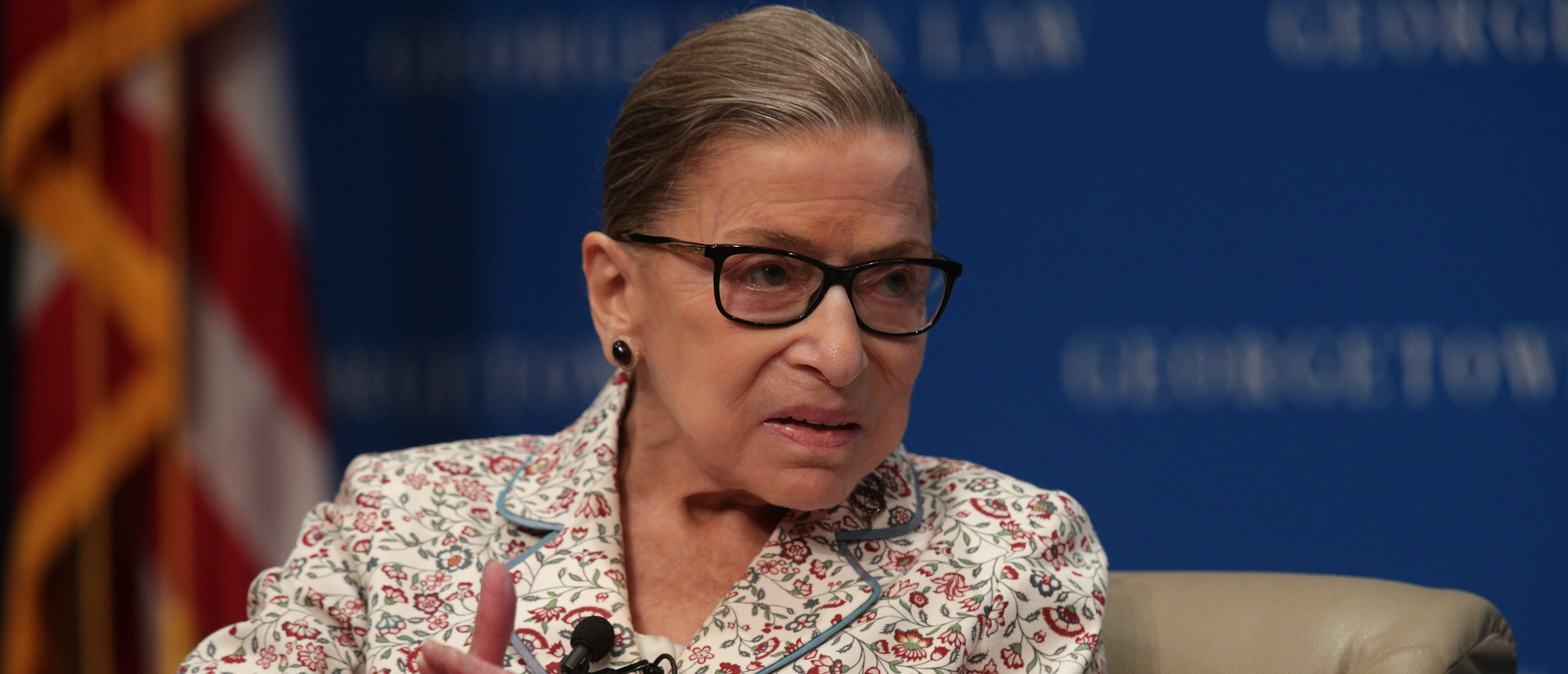 Ginsburg Completes Treatment Before Disclosing Cancer Diagnosis