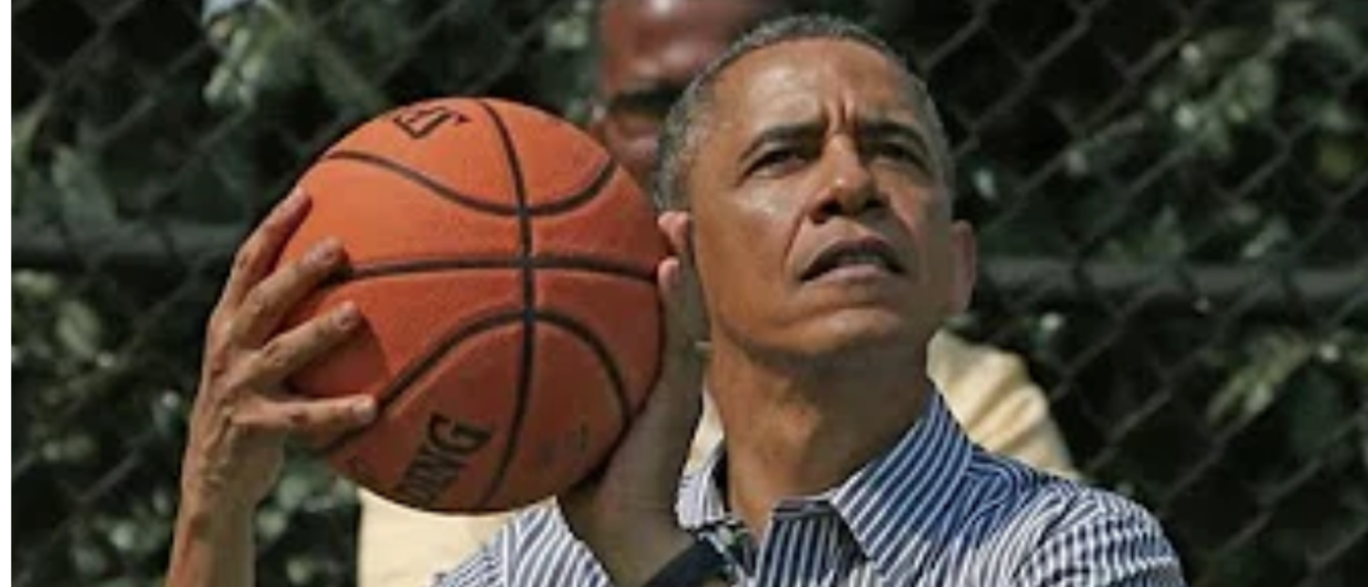 Obama's High School Jersey Sells For $120,000