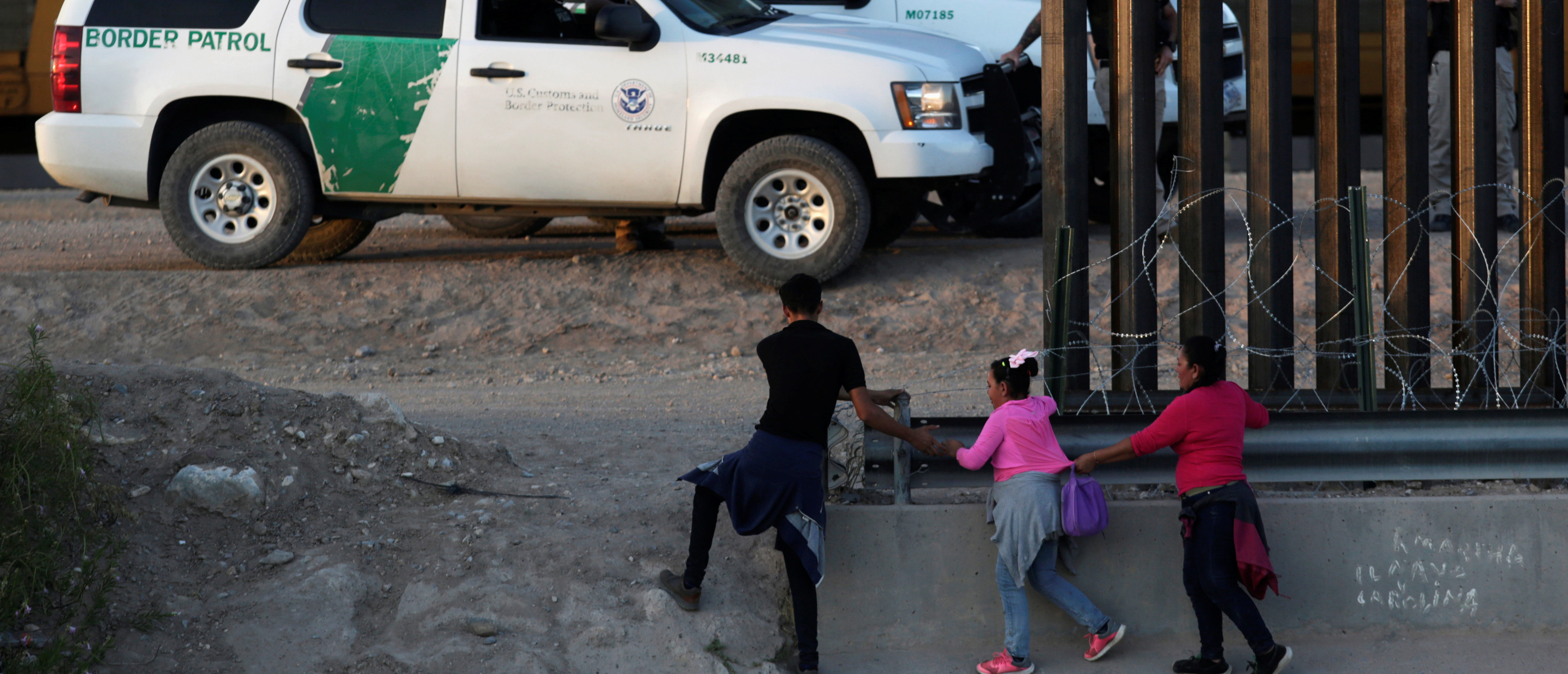 DHS Using Loophole Around Flores To Address Immigration Crisis