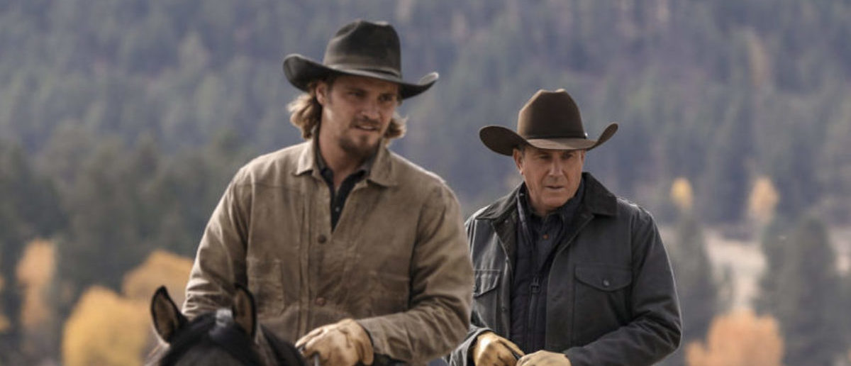 Watch Behind The Scenes Video For The 'Yellowstone' Episode