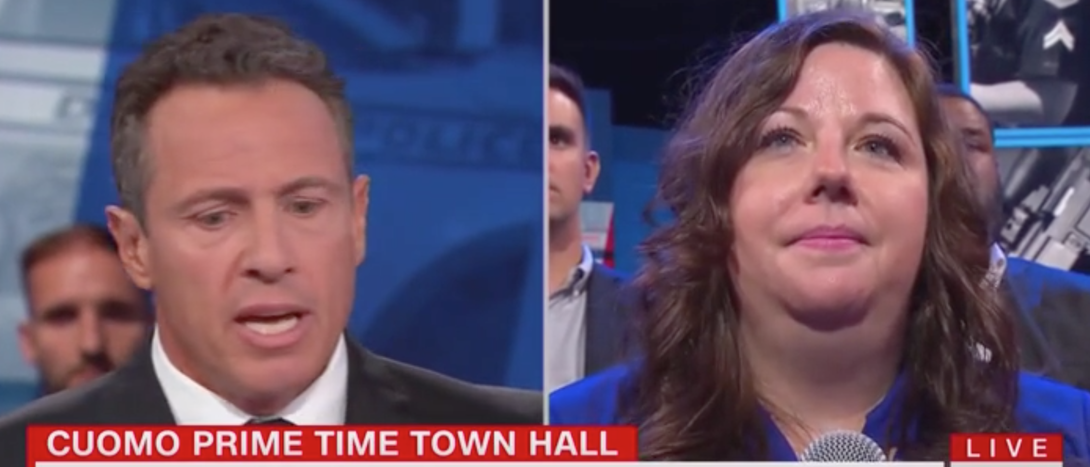 Firearm Advocate Turns Tables On CNN Town Hall: 'Do You Believe A