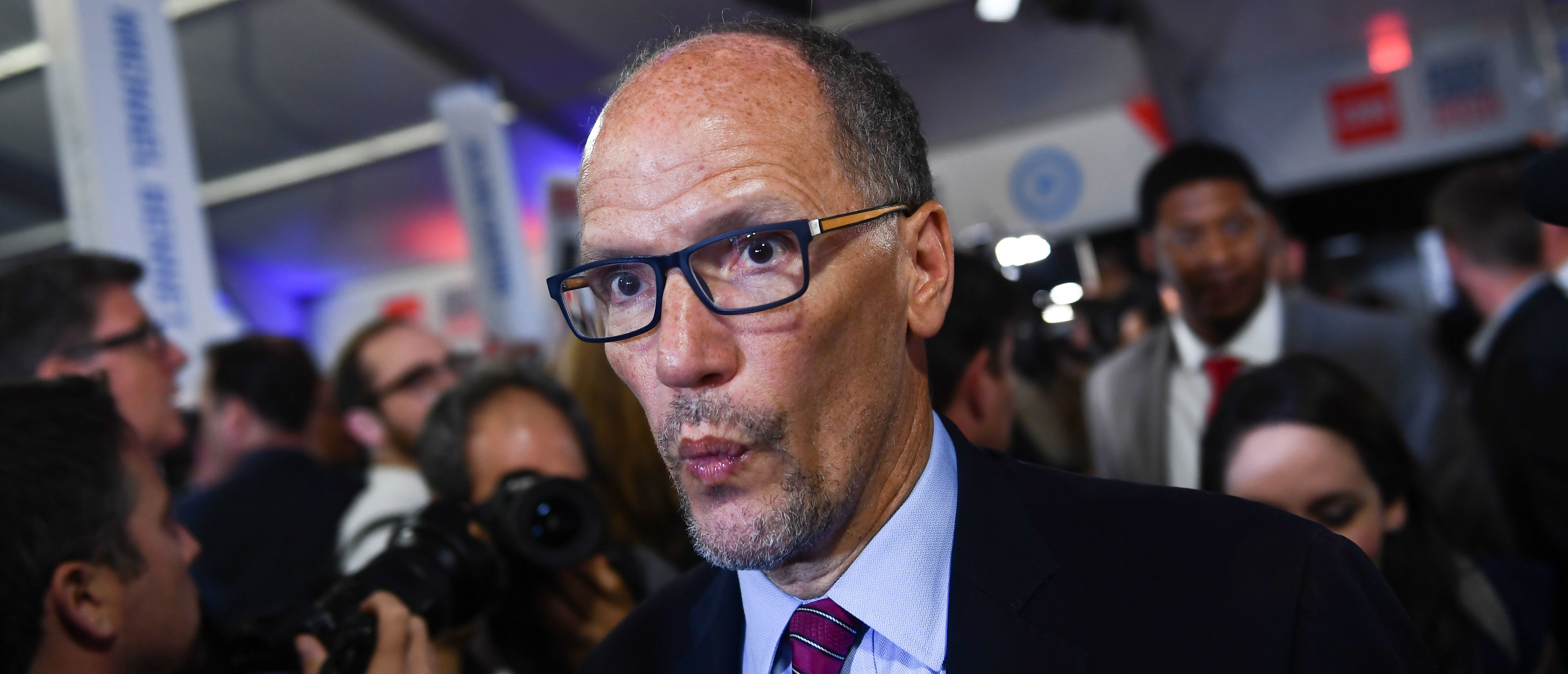 Tom Perez Doing Fundraisers In Mexico, As DNC Struggles To Raise Money