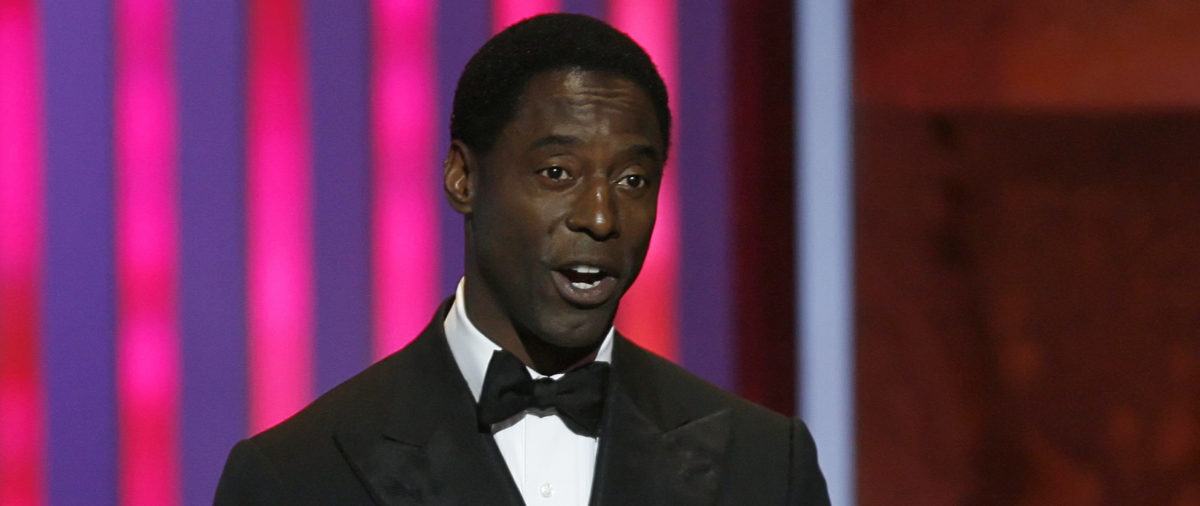 'Grey's Anatomy' Star Isaiah Washington Explains What Made Him 'Walk Away' From The Democratic Party