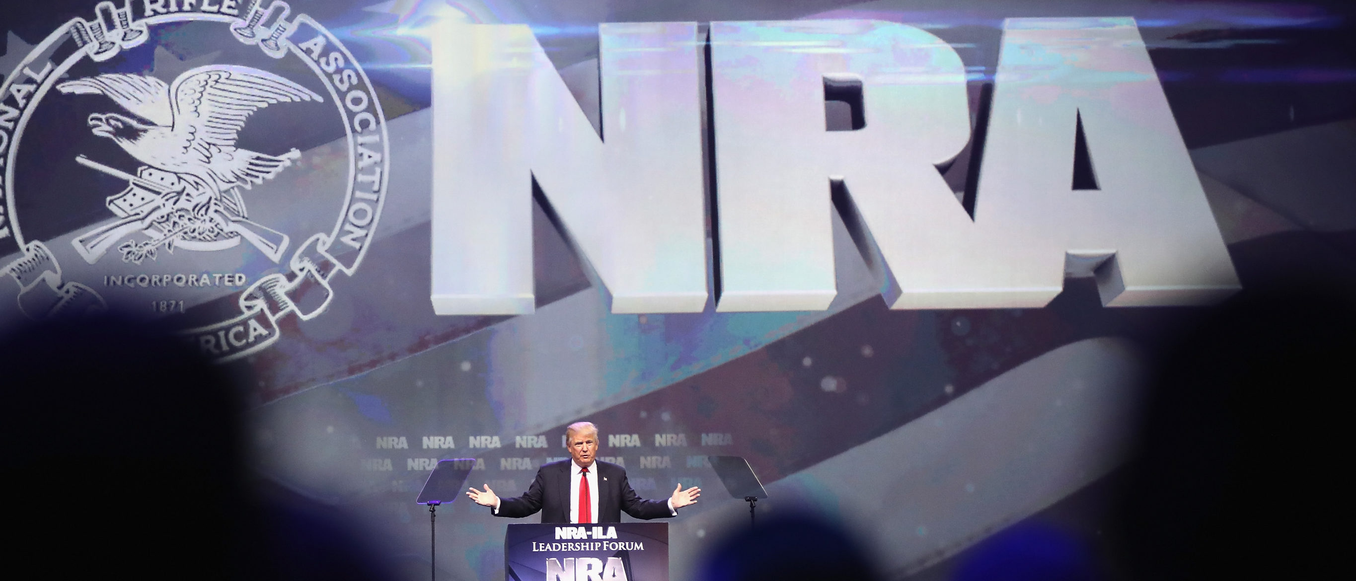 FEC Chief Supported Russia-NRA Campaign Finance Probe Based Solely On 'Vague' News Article