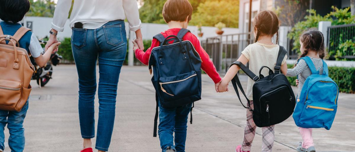 Companies Are Now Selling Bulletproof Backpacks For Kids