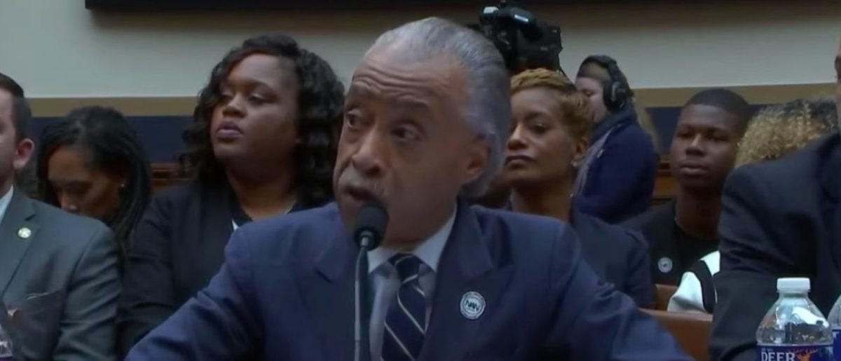 House Hearing Erupts After Republican Confronts Al Sharpton Over Anti-Semitic, Anti-White Remarks