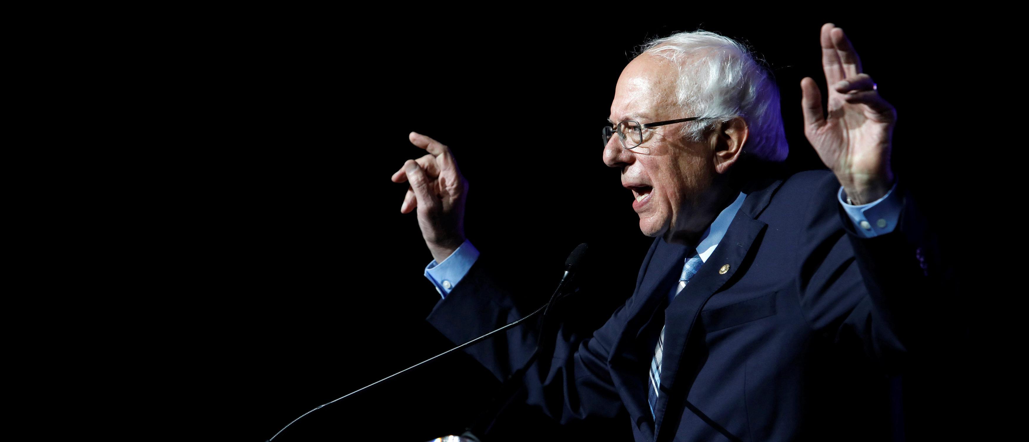 Bernie Sanders Calls For Complete Ban On Deportations