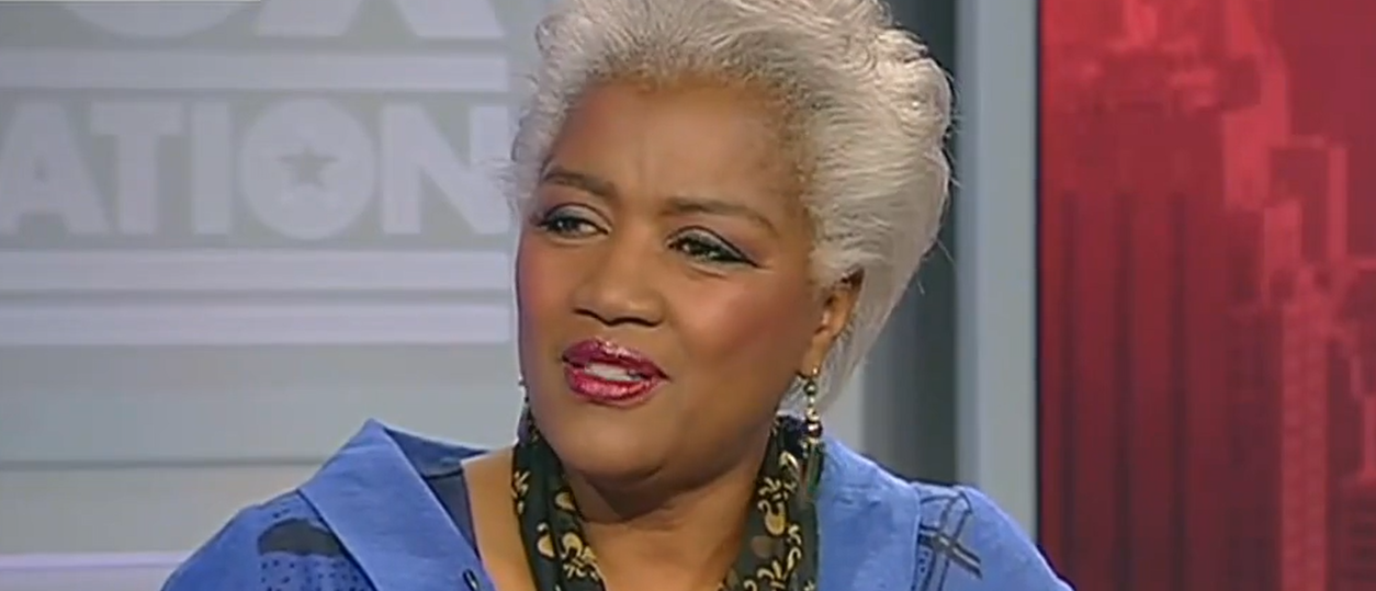 Donna Brazile: 'I Will Respect The Office Of The President As Long As I'm Alive'