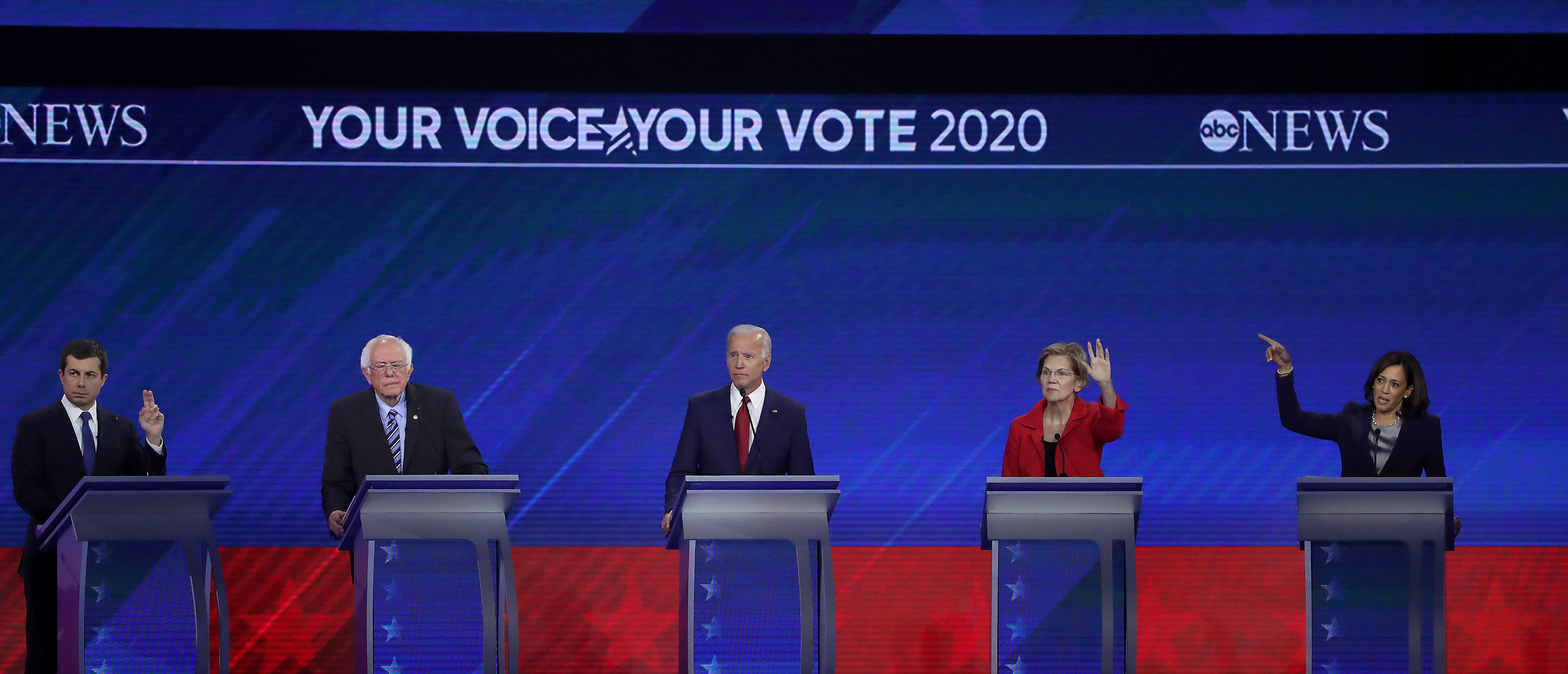 FACT CHECK: 4 Claims From The Third Democratic Debate