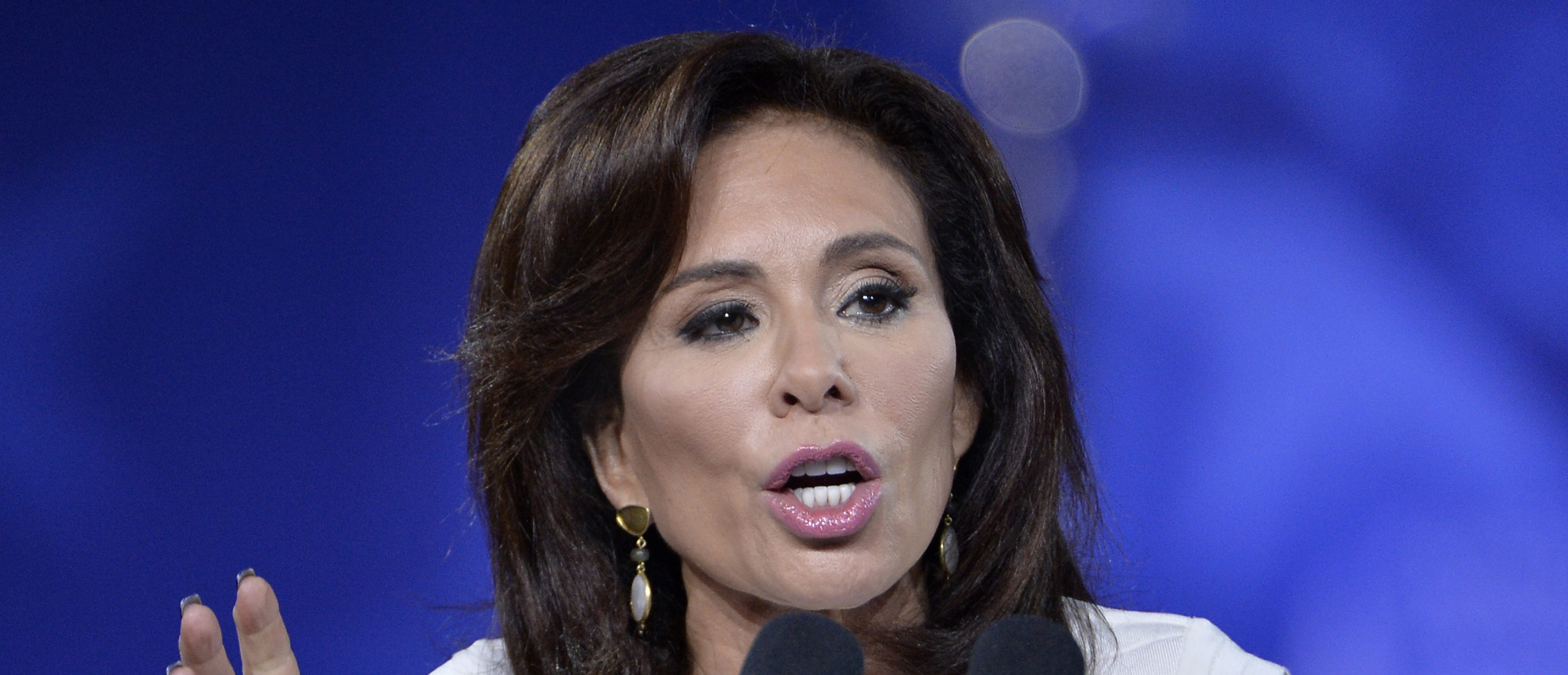 Judge Jeanine Acknowledges Suspension, Says She Is Worried She Could Be Fired