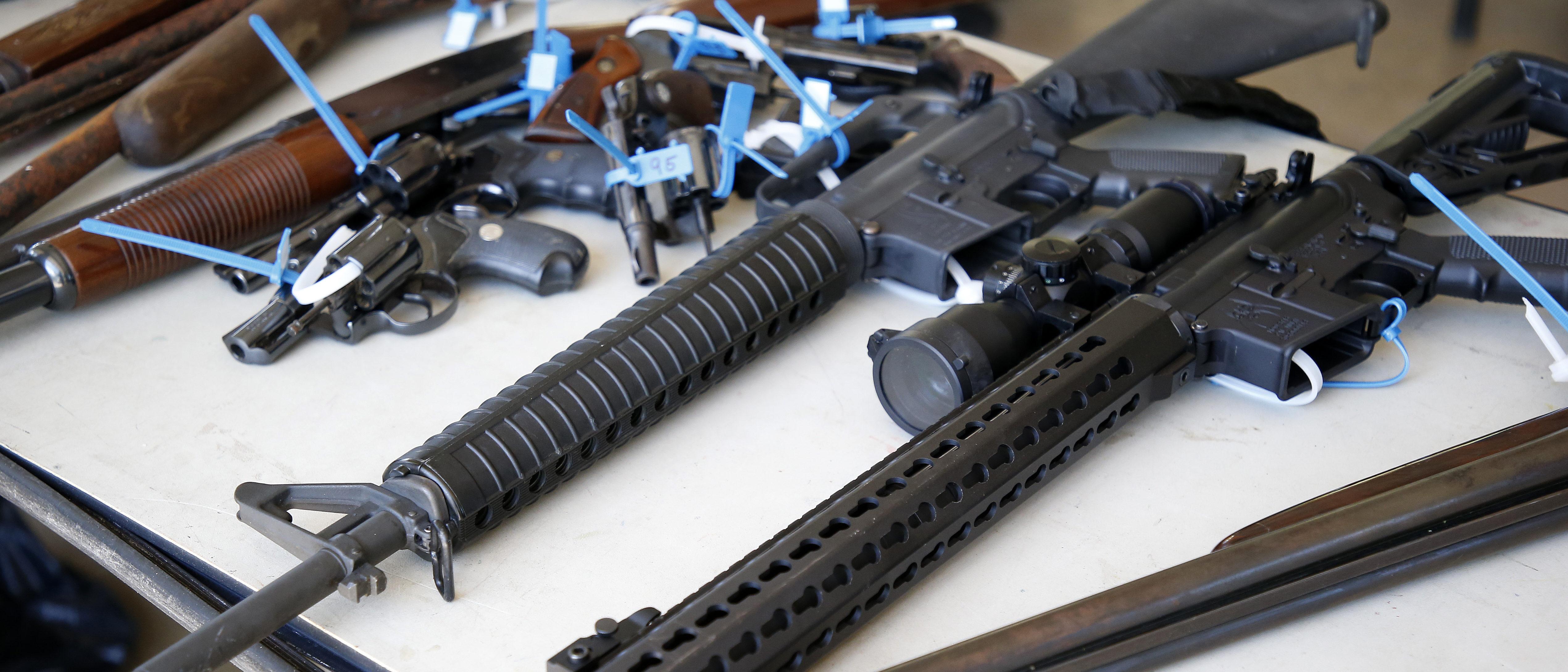 Colt Suspends Sale Of AR-15 To Civilians