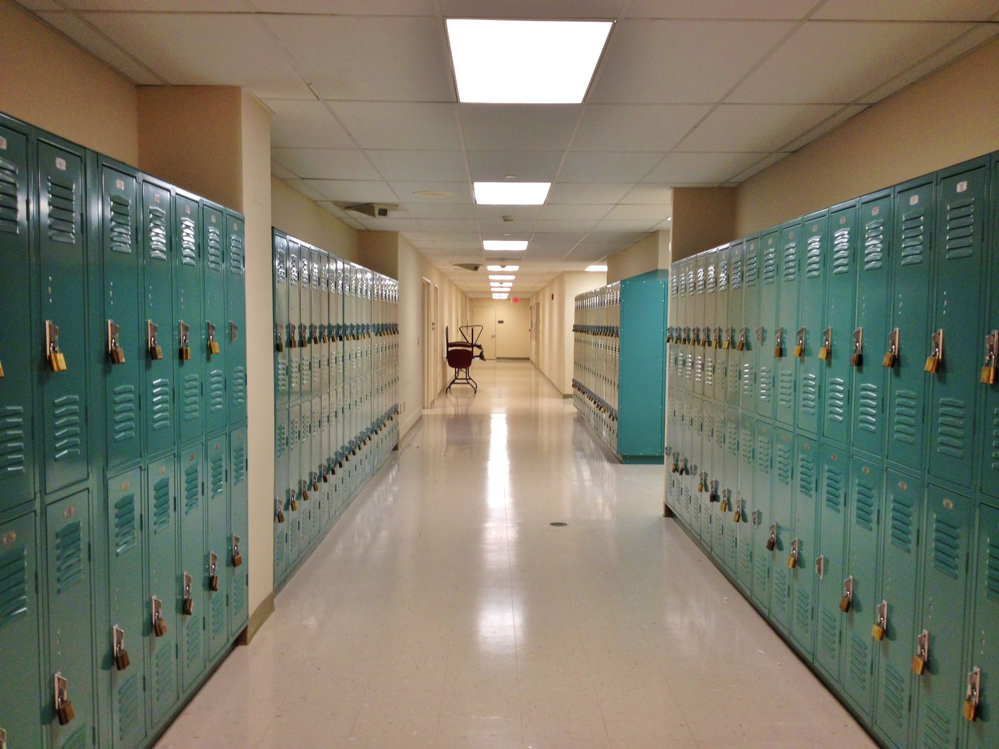 High School. Shutterstock