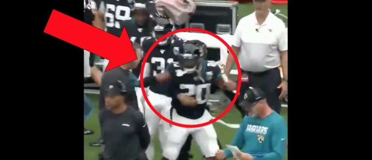 new concept 15d1f bc29f Jalen Ramsey Yells At Coach, Has To Be Restrained Against ...