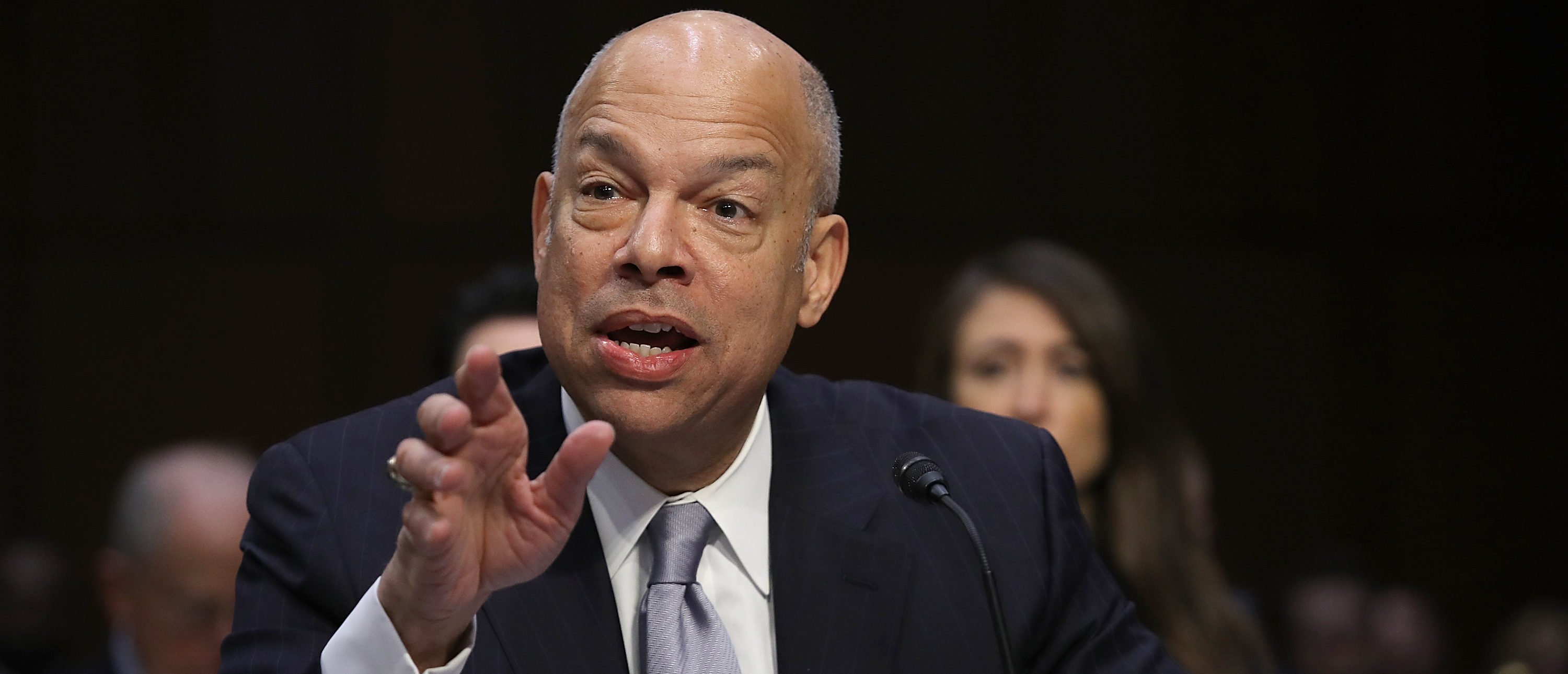'Way Too Far To The Left': Obama's Homeland Security Secretary Skewers Democrats On Immigration