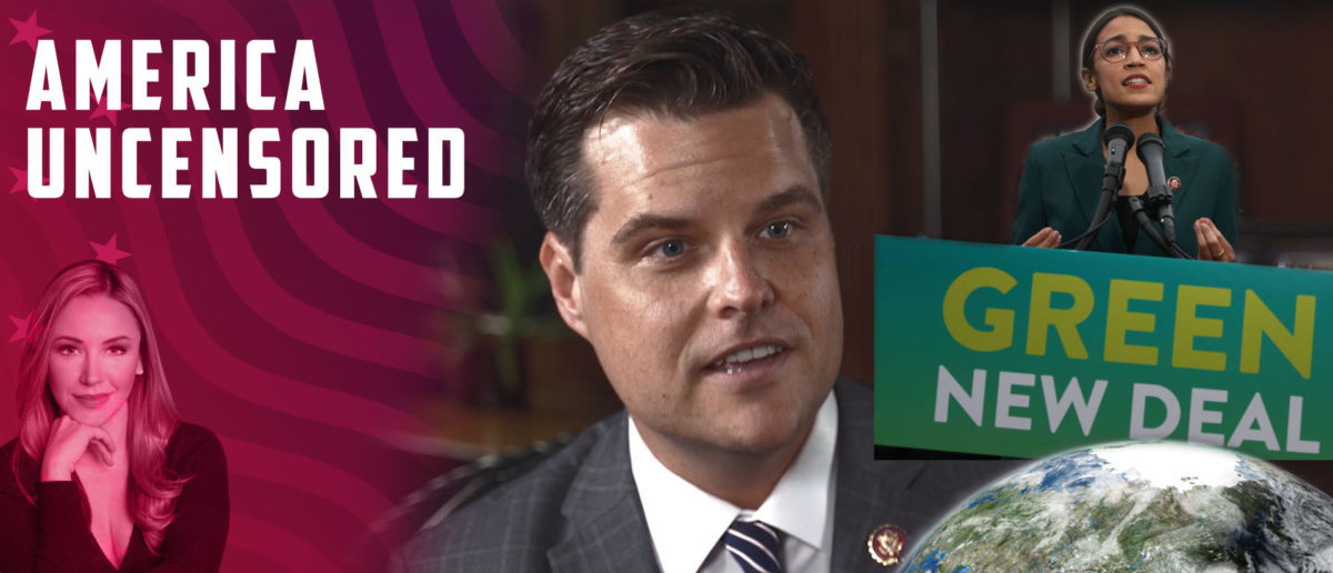 Gaetz Wants To Tackle Climate Change With New Bill. Will His GOP Colleagues Support Him?