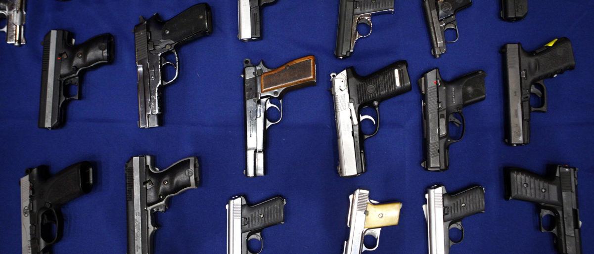 North Carolina County Suspends Pistol Permit Applications Over 'Unprecedented Demand For Weapons'